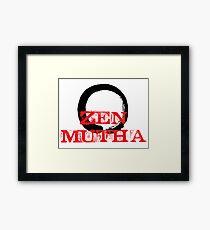Zen Mutha Framed Print