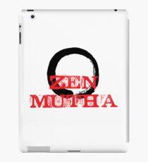 Zen Mutha iPad Case/Skin