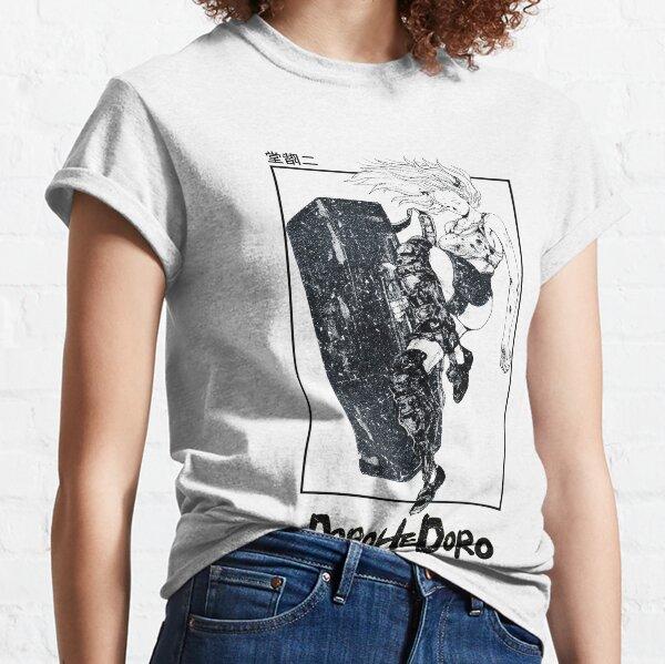Dorohedoro - Nikaido Design Classic T-Shirt