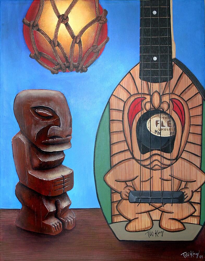 Ty's Tiki's by Tiki King