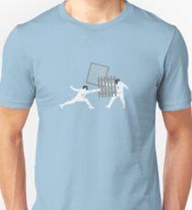Ghetto Fencing Unisex T-Shirt