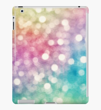 Rainbow Sparkles iPad Case/Skin