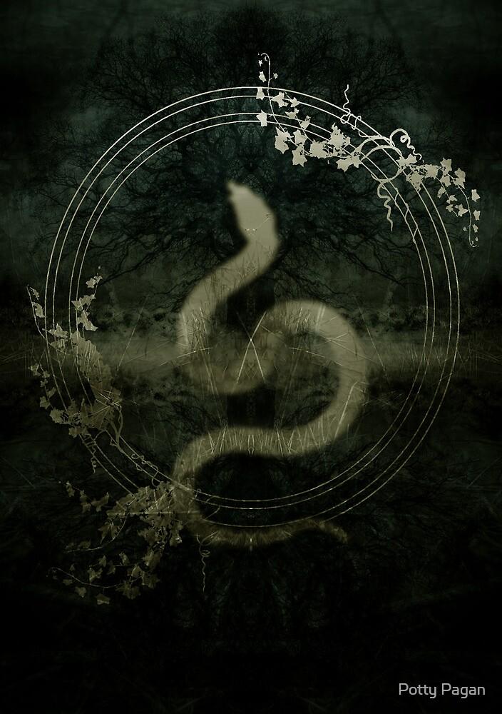 yggdrasil-the norse tree of life by Antony Potts
