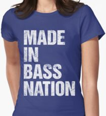 Made In Bass Nation  T-Shirt