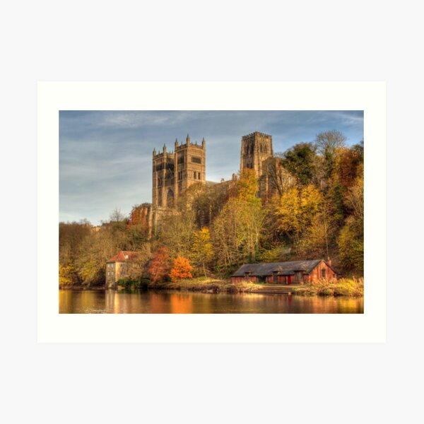 Durham Cathedral Art Print