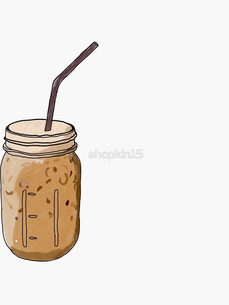 Iced Coffee by ahopkin15