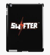 Swifter iPad Case - Black Horizontal iPad Case/Skin