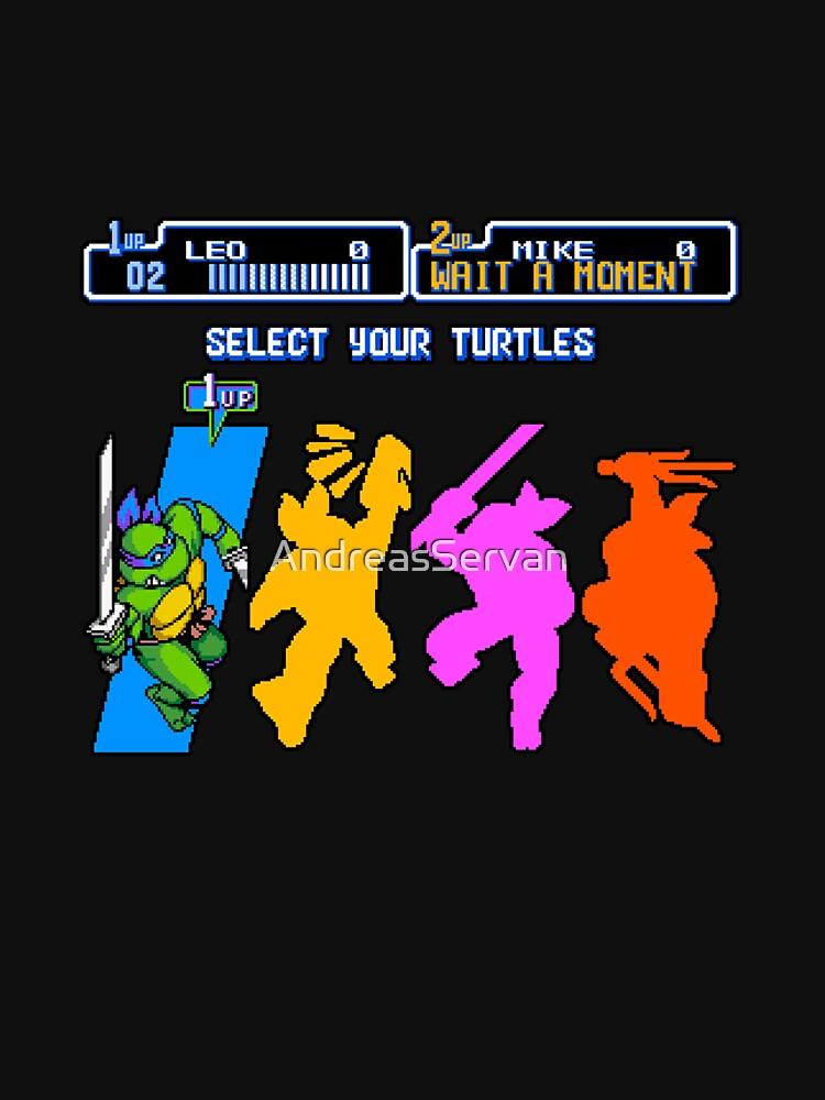 Turtles in Time - Leonardo | Unisex T-Shirt