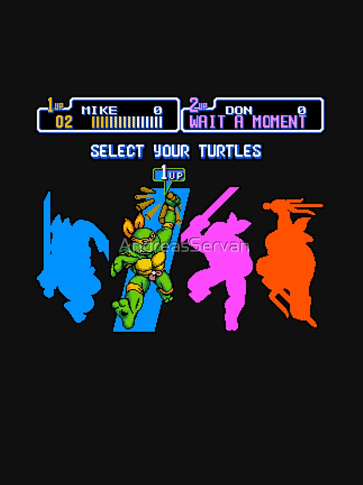 Turtles in Time - Michelangelo | Unisex T-Shirt