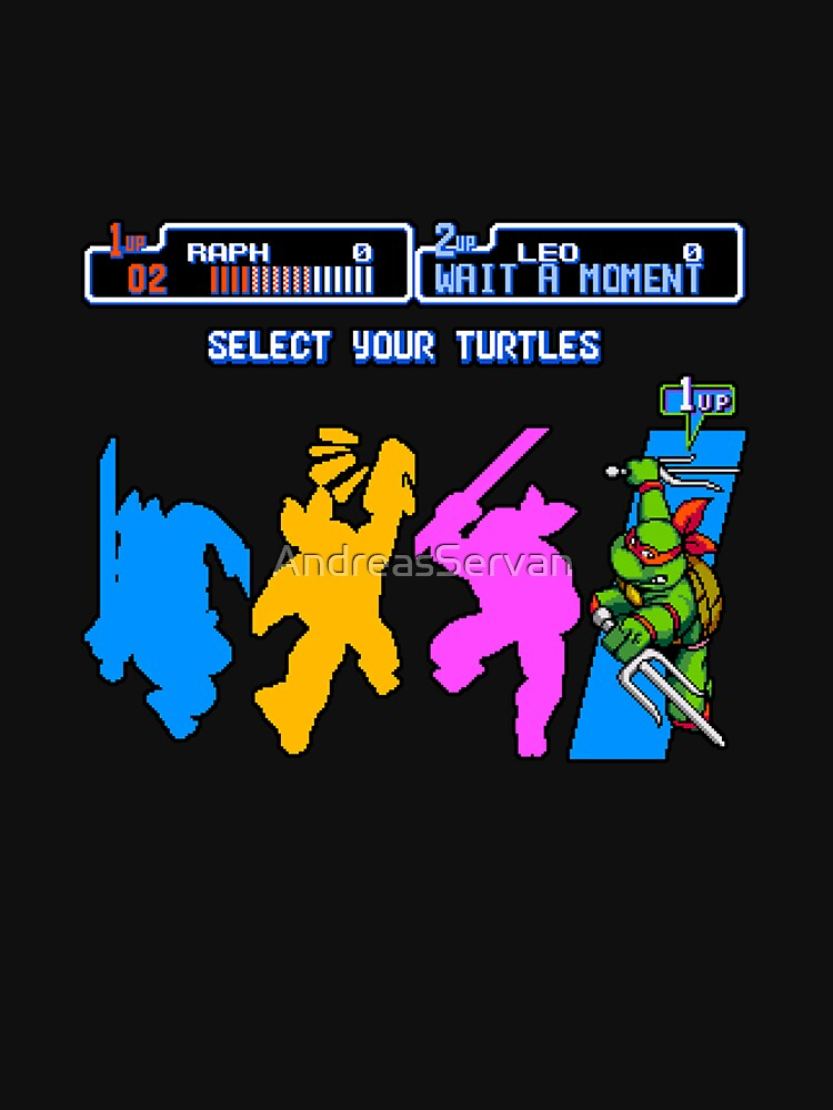 Turtles in Time - Raphael | Unisex T-Shirt
