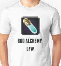600 Alchemy LFW (Black) T-Shirt