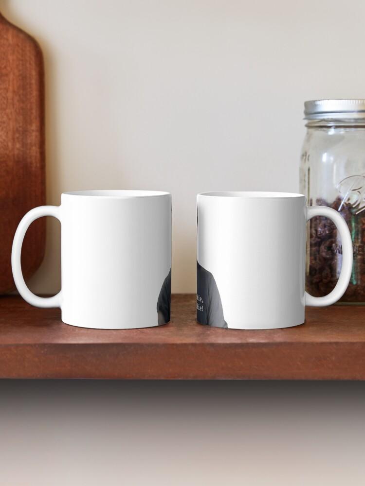 Alternate view of Gave you Cookie - Nick Miller Mug