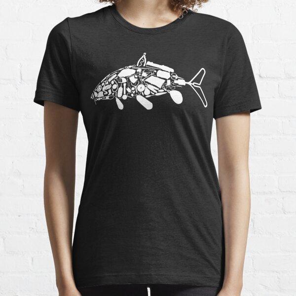 Carpy Diem - Dad's Fishing Shirt Essential T-Shirt