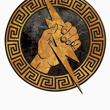 The Pantheon Logo by matterdeep