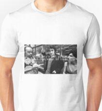 Livres noirs T-shirt unisexe