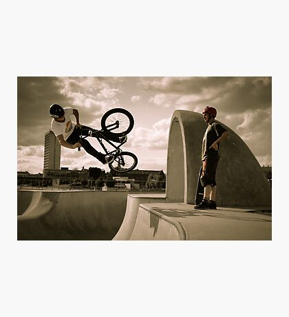 Air Time Photographic Print