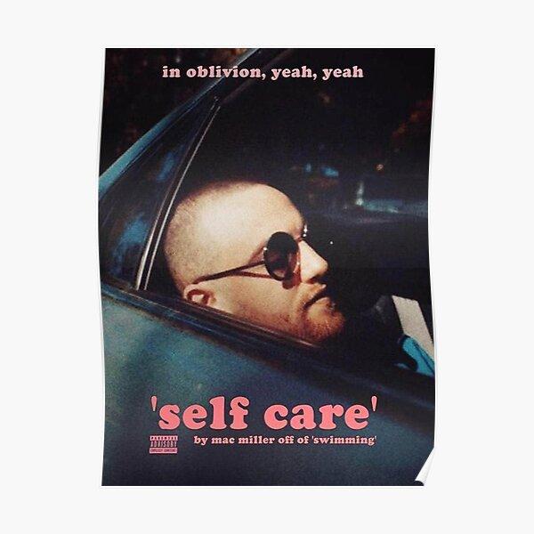mac self care  Poster