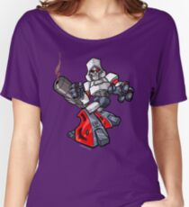 TRANSFORMERS: Megatron Women's Relaxed Fit T-Shirt