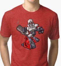 TRANSFORMERS: Megatron Tri-blend T-Shirt