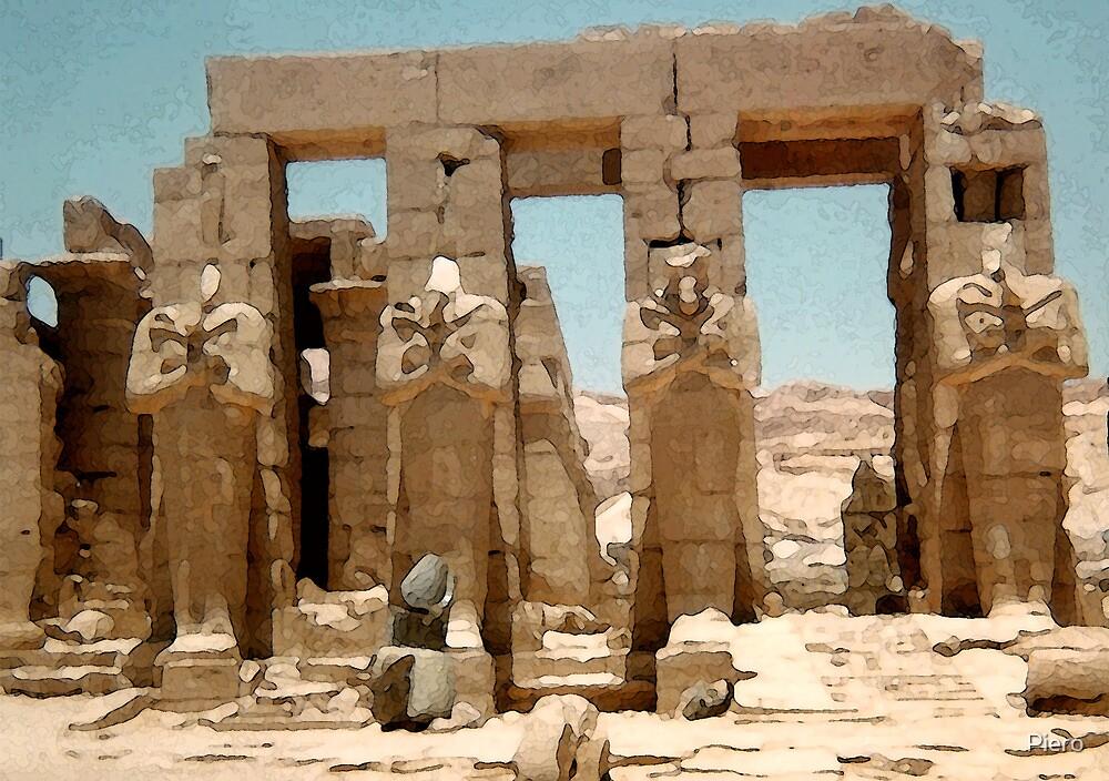Luxor by Piero