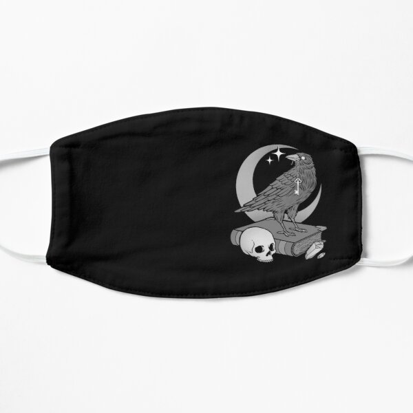 Occult Crow Mask