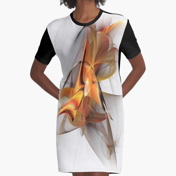 Méandre 1 Robe t-shirt