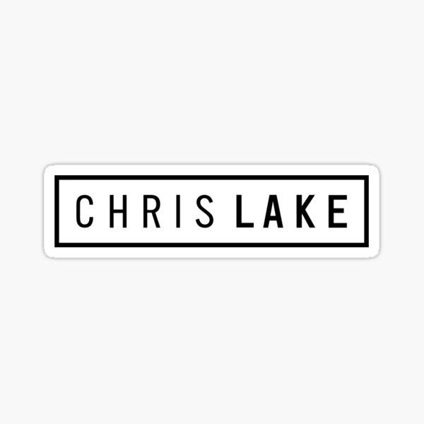Chris Lake  Sticker