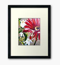 Daisy Delight #1 Framed Print