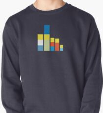 Simpsons on the Block Pullover