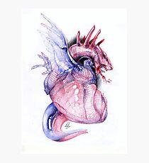 Dragon Heart Photographic Print