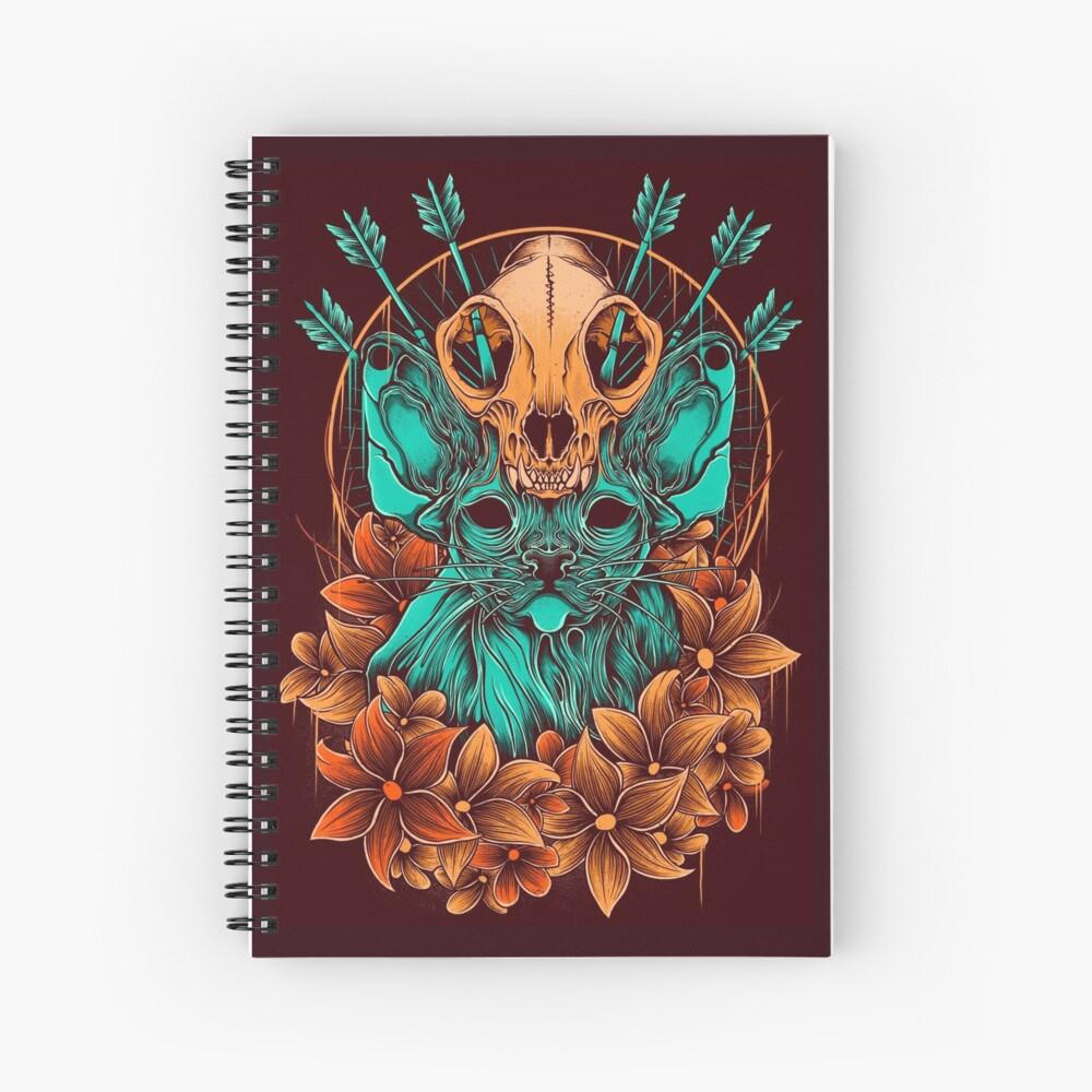 Sphynx Cuaderno de espiral