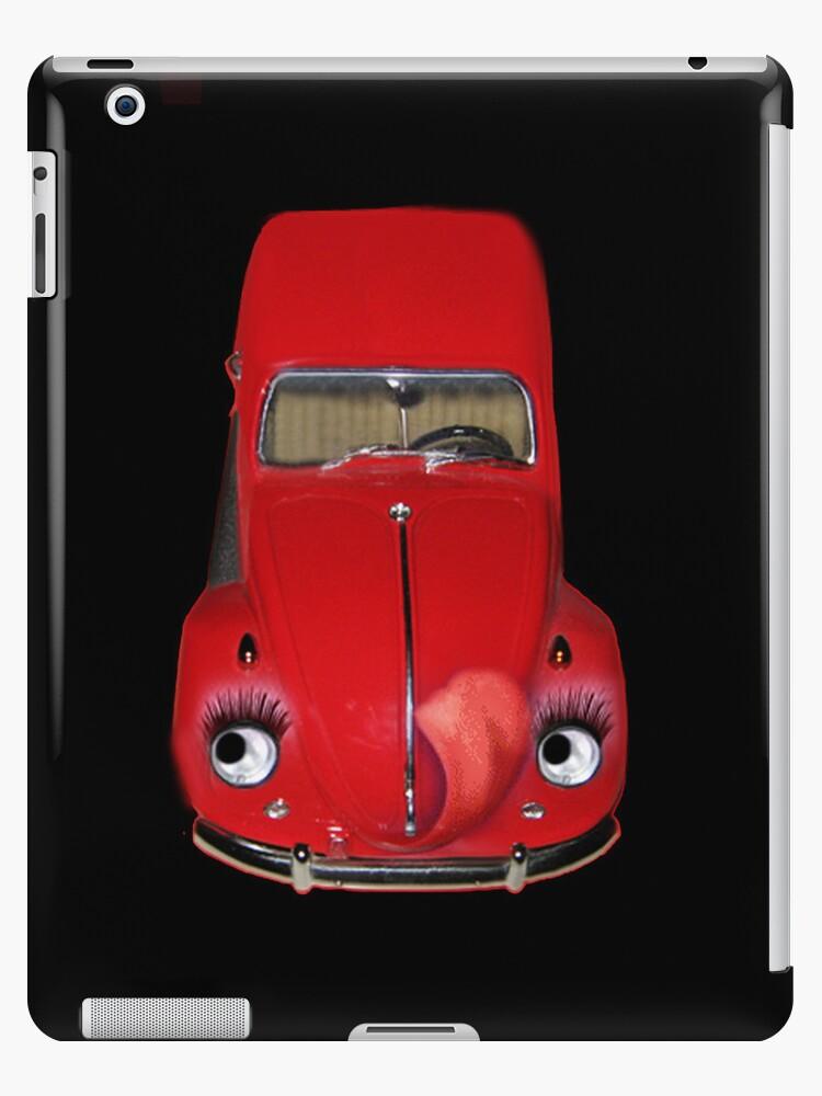 ㋡  CAR VOLKS WAGON BUG IPAD CASE #2 (GLAMOUR BUG)㋡ by ✿✿ Bonita ✿✿ ђєℓℓσ