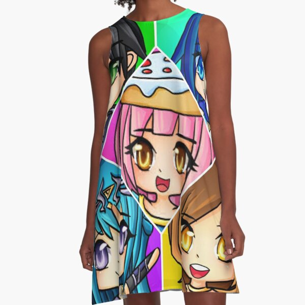Obby Dresses Redbubble