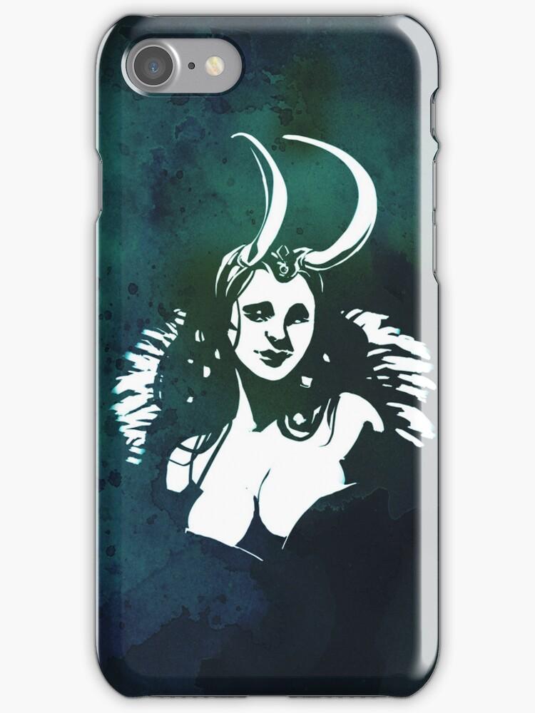 Lady Loki Stardust by genue