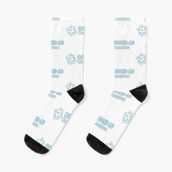 CovKid-19 Champions Socks