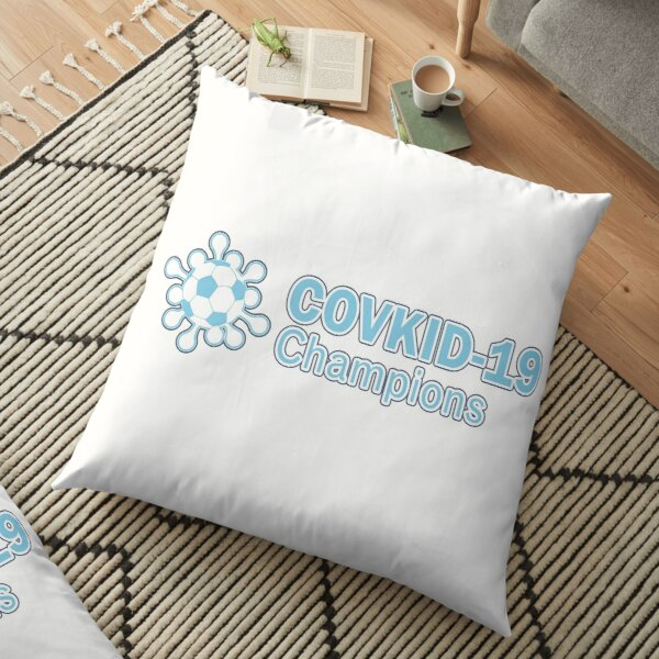 CovKid-19 Champions Floor Pillow