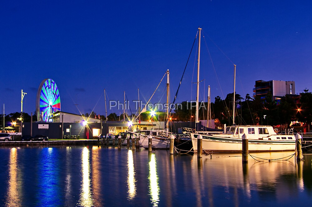 """Evening At The Marina"" by Phil Thomson IPA"