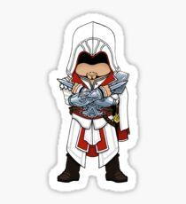 Roman Assassin Sticker