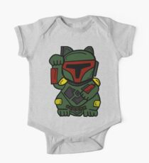 LUCKY BOBA CAT Kids Clothes