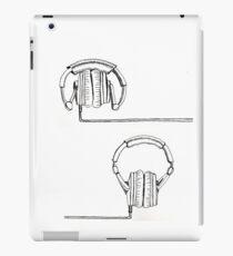 Headphones? Space invaders? iPad Case/Skin