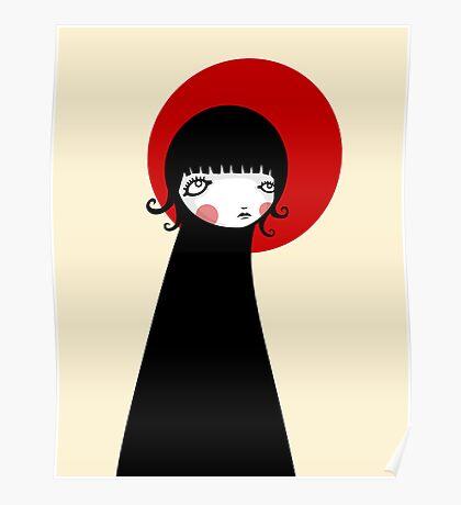 Redd Moon Poster