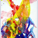 Blue Meets Red  by Dmitri Matkovsky