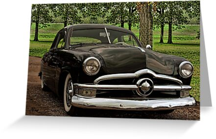 1950 Ford Custom by TeeMack