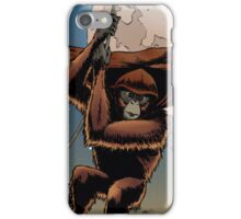 Apes 'n' Capes - Variant Cover iPhone Case/Skin