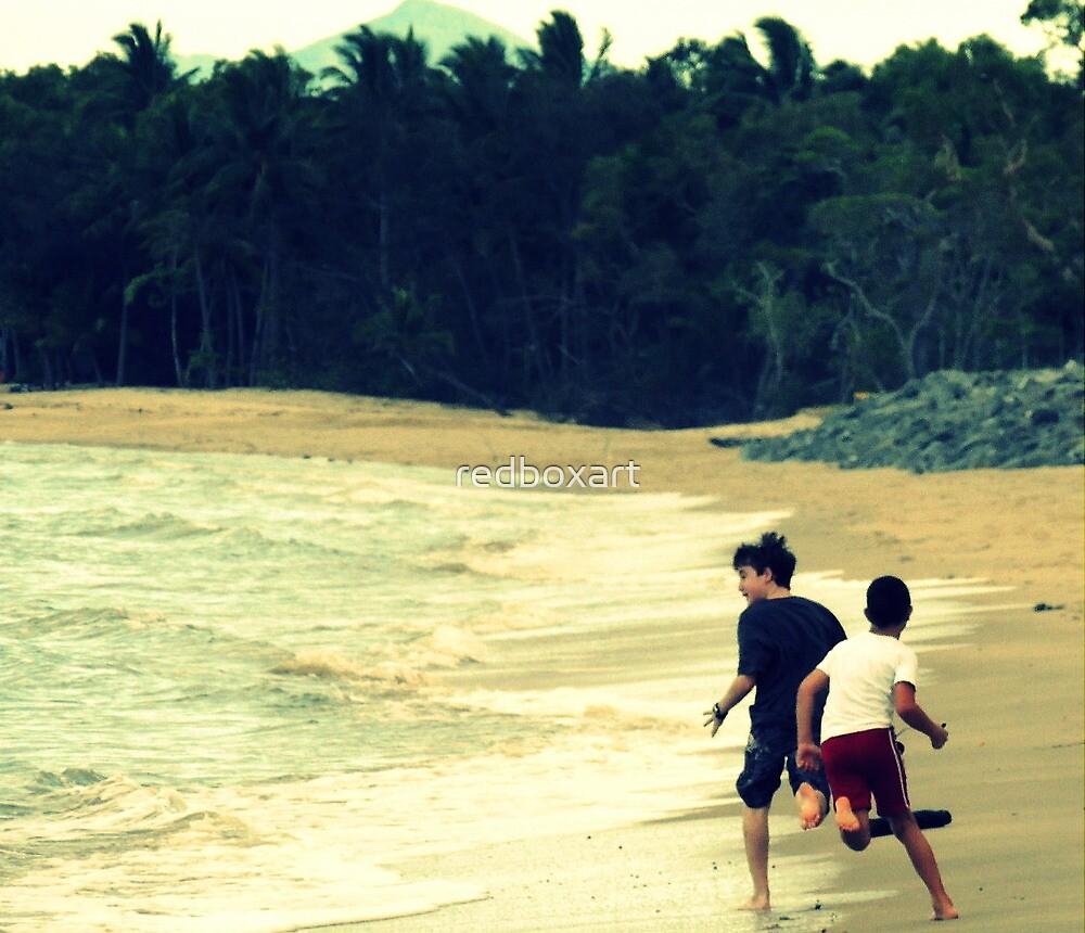 Beach boys... by redboxart