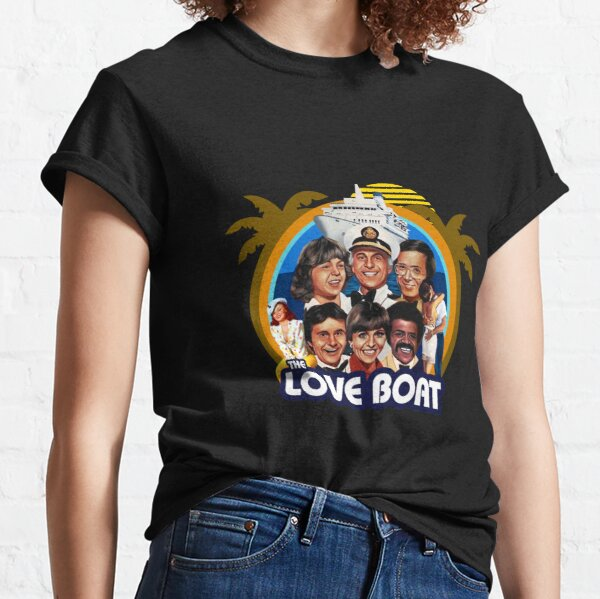The Love Boat Classic T-Shirt