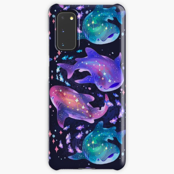 Cosmic Whale Shark Samsung Galaxy Snap Case