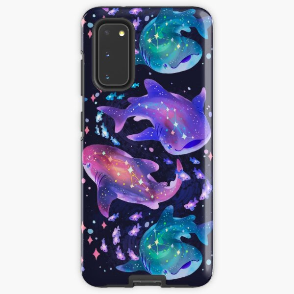 Cosmic Whale Shark Samsung Galaxy Tough Case