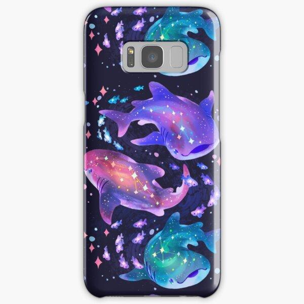 Cosmic Whale Shark Samsung Galaxy Snap Case