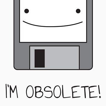 Floppy Disk by deepfriedpudge